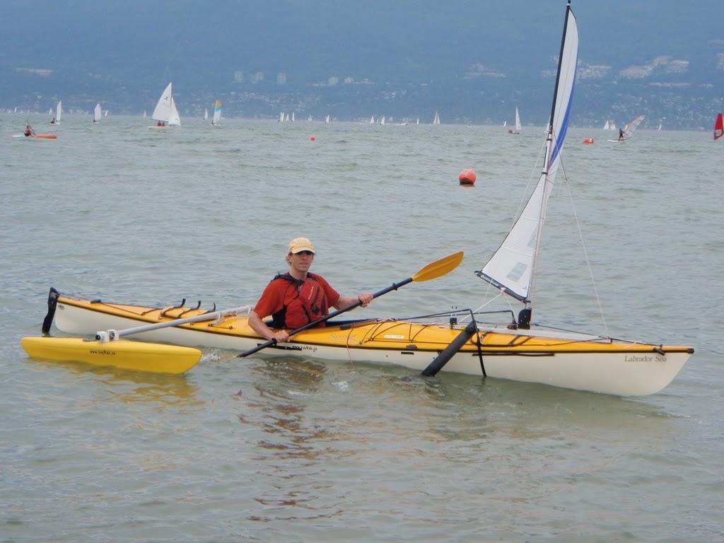 Get Build kayak outriggers ~ Jamson